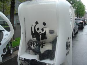 WWFパンダ